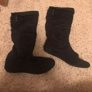 Rampage Bronner slouch boots